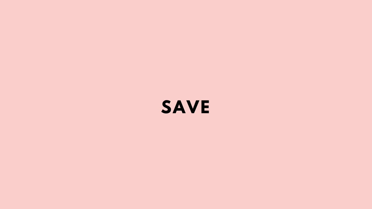 "R&B Instrumental - ""Save"""