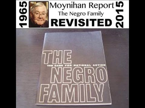 The Moynihan Report pt7