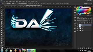Comment Créer un Texte papier Peint Dans Photoshop CC
