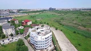 Sun Plaza Il Patio Apartments   filmare aeriana zona   31.05.2017   imoneria.ro