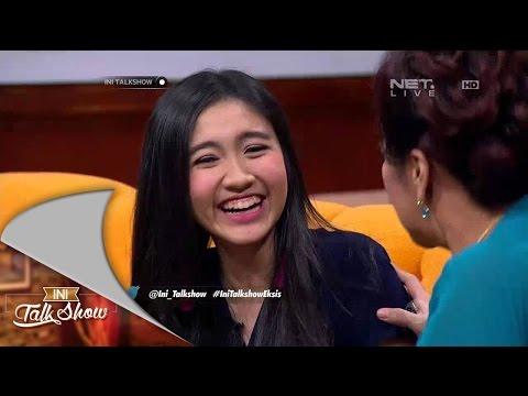Ini Talk Show 24 Desember 2015 - Tara Budiman Gombalin Febby Blink