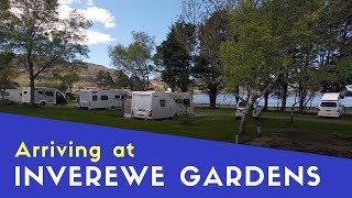Arriving at Inverewe Gardens C&MC Site | Scottish Highlands and Islands Tour Pt13