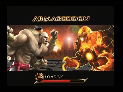 Mortal Kombat Armageddon Arcade Goro