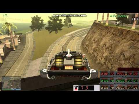 Gta SA BTTF KR Build 6.1 - Short Gameplay