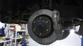 Toyota Land Cruiser Prado. Замена нижнего рулевого вала. Важные рекомендации.