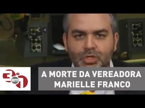 A Morte Da Vereadora Marielle Franco