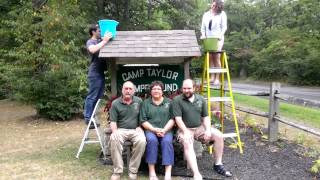 Camp Taylor Campground ALS Ice Bucket Challenge