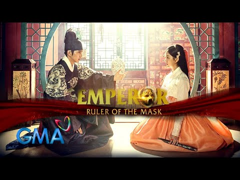"""Emperor: Ruler Of The Mask❤️GMA-7 """"I Don't Wanna Miss A Thing"""" Melbelline Caluag (MV With Lyrics)"""