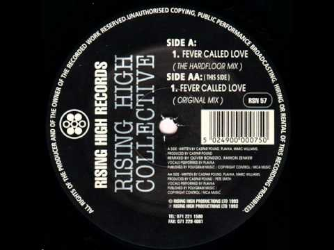 Rising High Collective - Fever Called Love (Hardfloor Remix)