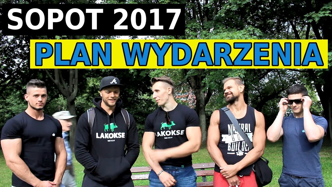Sopot 2017 Harmonogram zawodów, III Seminarium WK, Wojny Dzików
