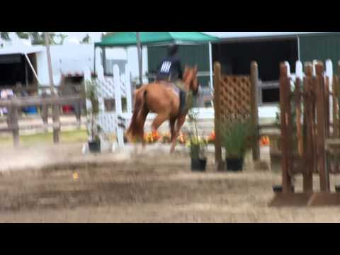 Keepin It Fresh and Amanda Jordan - Jerry Pitts Hunter Classic 6/10/11