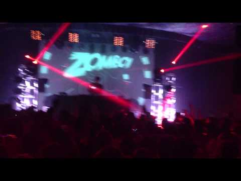 Zomboy - Raptor Live August 9th, 2013 at...