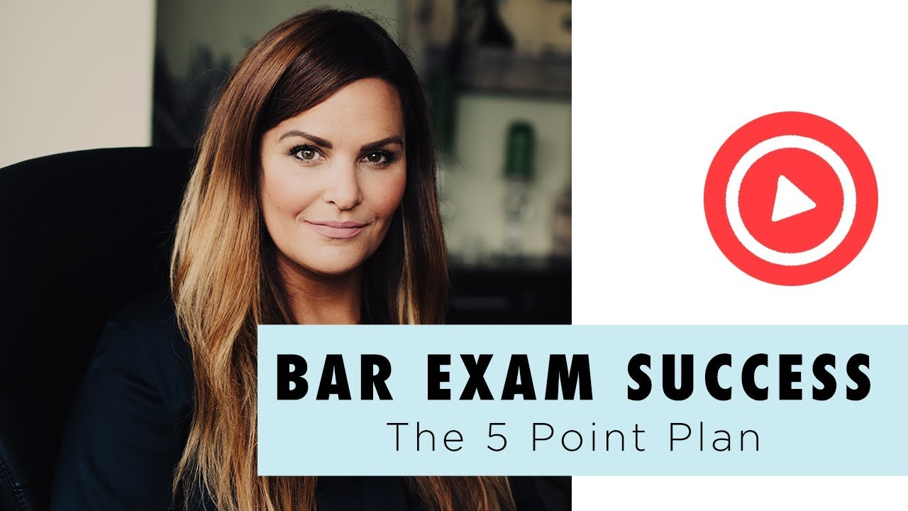 CA Bar Style 5 Point Plan to Bar Success at UC Irvine Law