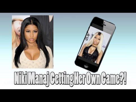 Nicki Minaj Getting Her Own Game?!