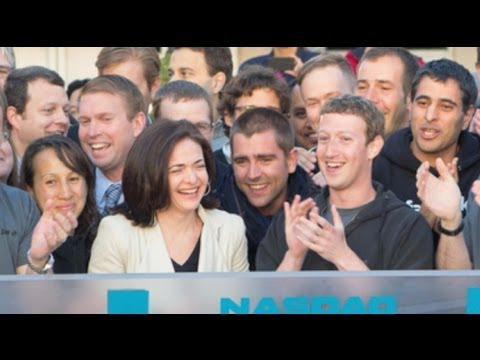 Facebook debuts on NASDAQ - New York Post