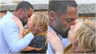Kate Winslet Passionate Kissing Scene With Idris Elba