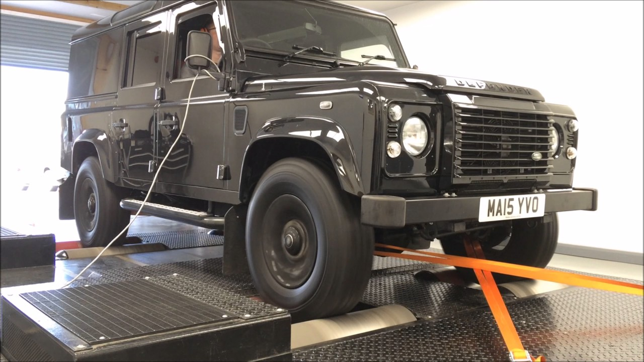 b59a5c411df Alive Tuned Defender 2.2 Tdci Stage Two Power Package