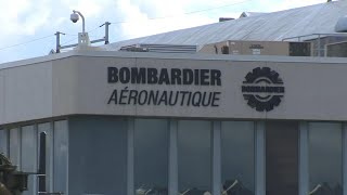 Business Report: Bombardier Shares Drop Amid Company's Restructuring Efforts