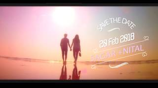 SAGAR + NITAL -WEDDING INVITATION-Live Vision,Jalgaon