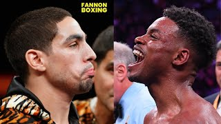 "FANNON LIVE:  ERROL SPENCE TALENT LEVEL ""TOO MUCH"" FOR DANNY GARCIA, CRAWFORD ON HOOK FOR PORTER?"