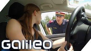 Wie viel Sinn machen die Straßensperren? | Galileo | ProSieben