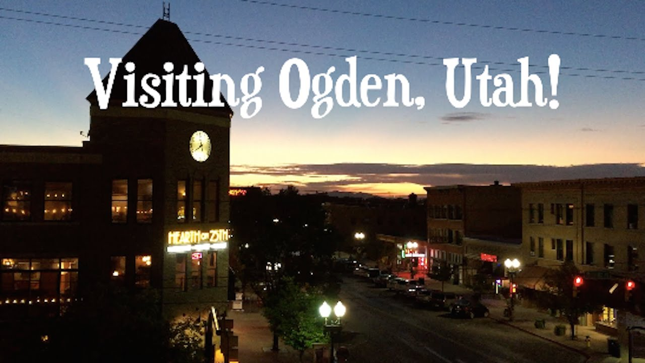 Time ogden utah right now