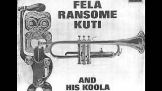 fela kuti its highlife time