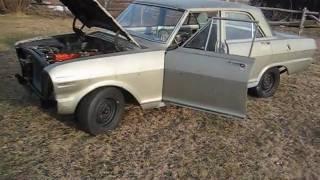 1962 acadian beaumont sedan by manuto666