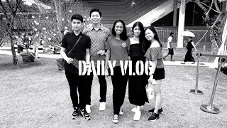 VLOG #01 || My sissy's birthday surprise & my very first CNY'S experience without big family