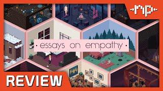 Essays on Empathy Review - Noisy Pixel