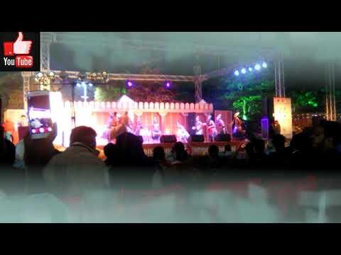 Chandigarh kalagram November 2017 different state present culture dance