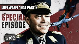 The Luftwaffe and Barbarossa, Part II - No Longer Masters of the Sky - WW2 Special