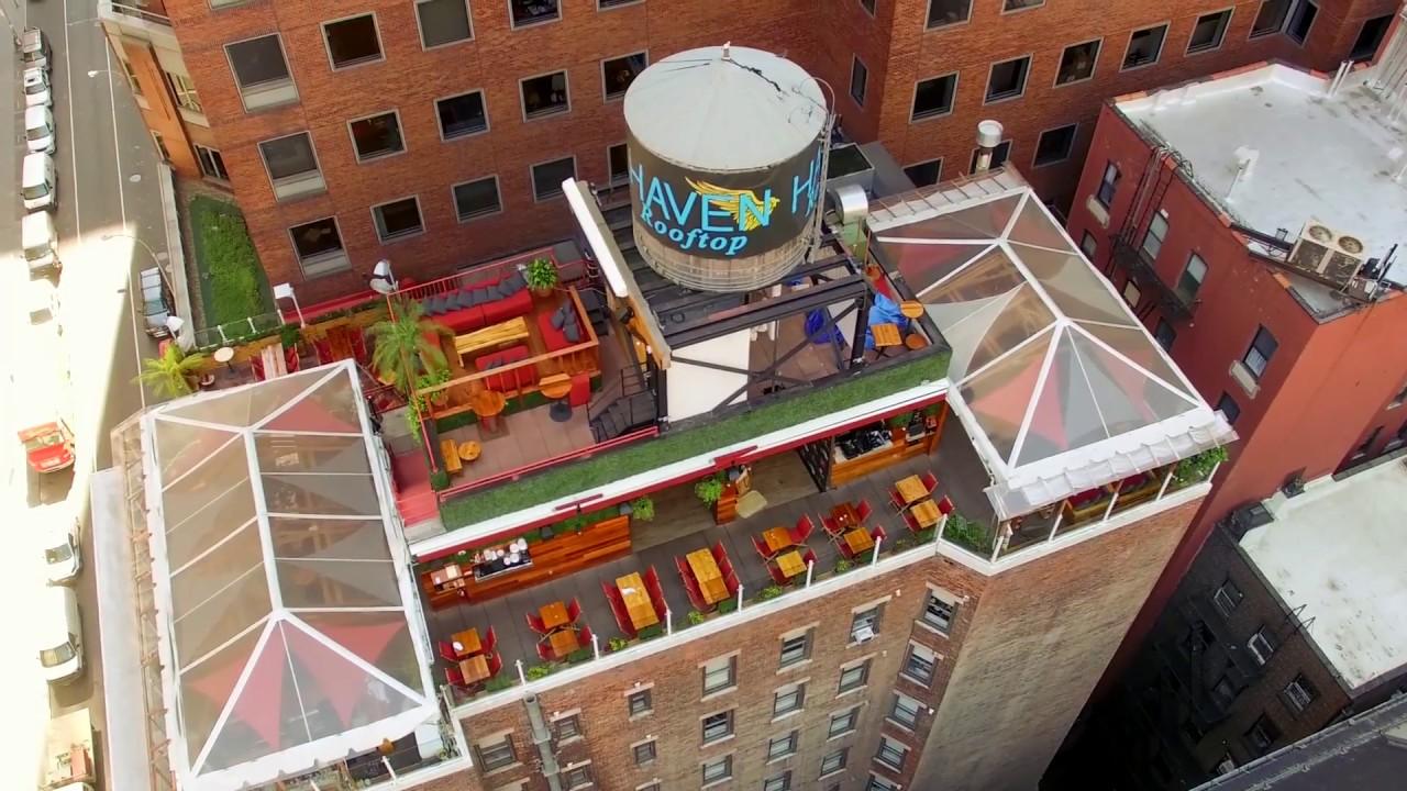Haven Rooftop Restaurant New York