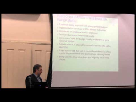 Is your organisation prepared for the NDIS funding model, Peter Gianfrancesco, former CEO of MIND UK