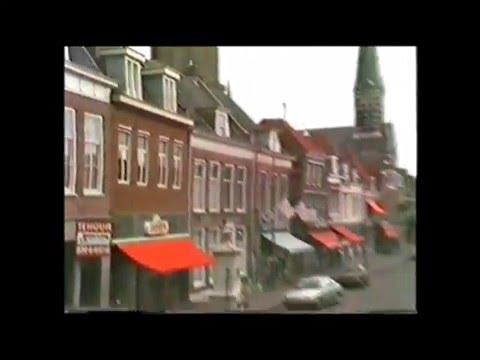 Wandelen door de stad Culemborg 1987