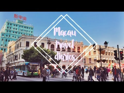 MACAU TRAVEL VLOG☼pt 8 | GOING TO MACAU