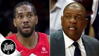 Kawhi will have to change his thinking while playing for Doc Rivers - Jackie MacMullan | The Jump