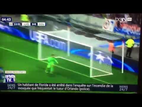 Ligue des champions : Lyon écrase le Dinamo Zagreb (3-0) (les buts)