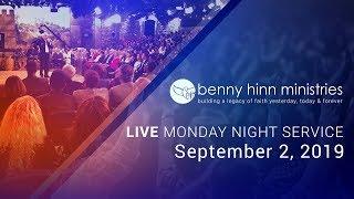 Download lagu Benny Hinn LIVE Monday Night Service September 2 2019 MP3