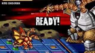 Godzilla Domination - King Ghidorah