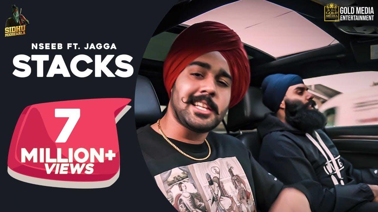 Stacks (Full Video) Nseeb ft Jagga | Sidhu Moose Wala | Hit Punjabi Song 2020