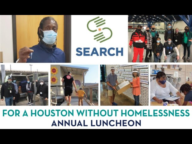 SEARCH's Annual Luncheon 2021