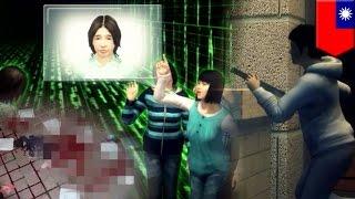 台湾・台北市で1月16日、フェイスブックの投稿写真をめぐって学生同士の...