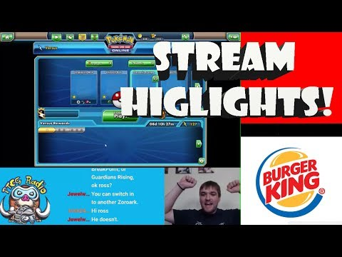 Pokémon Stream Highlights - Burger King, Grey Beards and Pikachu Onesies for Old People!