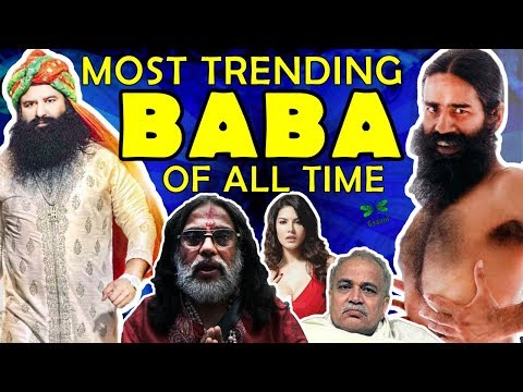 THE MOST TRENDING BABA OF ALL TIME ( INDIAN BABA SPECIAL ) ft. Rohit Sadhwani