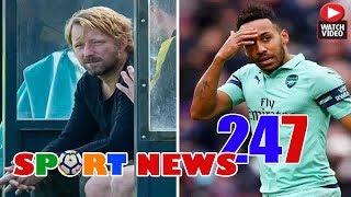 Arsenal fans say transfer window 'worse than under Arsene Wenger' amid Sven Mislintatnews