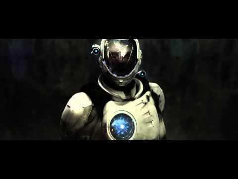 Captain Future HD Trailer 720p Concept-Art