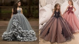 Latest kids gown designs 2019 | New gown design for kids | Kaira Fashions