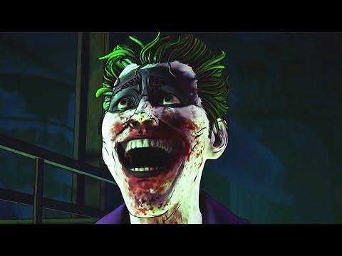 The Moment Joker Became Joker (Telltale