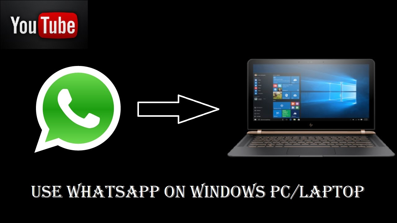 how to work whatsapp in pc